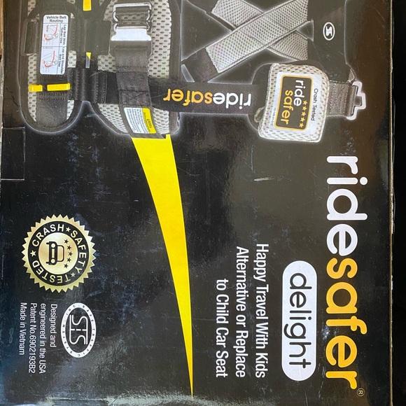 RideSafer Other - RideSafer - Better than a Booster!